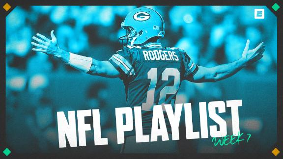 NFL Playlist: Week 7