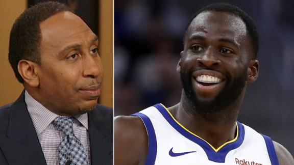Stephen A.: Draymond gave honest assessment of KD incident
