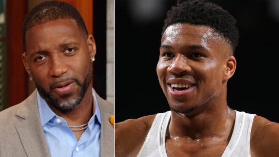 McGrady: 'No way in hell' Giannis turns down supermax