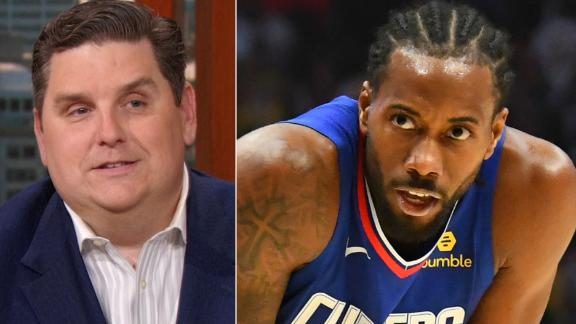 Windhorst: Kawhi, Clippers embraced rivalry with Lakers