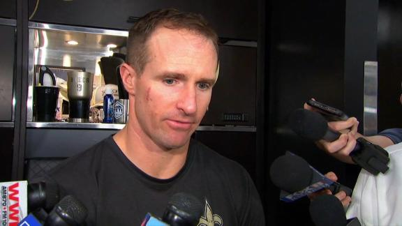 Brees plans to return this week