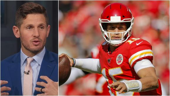 Orlovsky: Mahomes shouldn't rush back this weekend