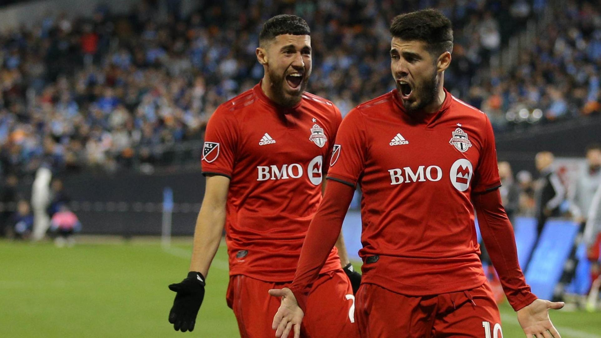 Toronto's Pozuelo scores on shocking NYCFC error