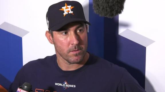 Verlander: I made mistakes from the start