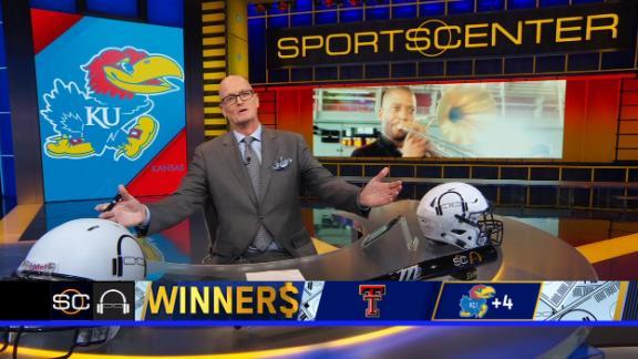 SVP serves up his Week 9 college football winners