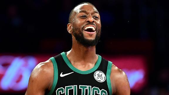 Kemba drops 32 in win vs. Knicks