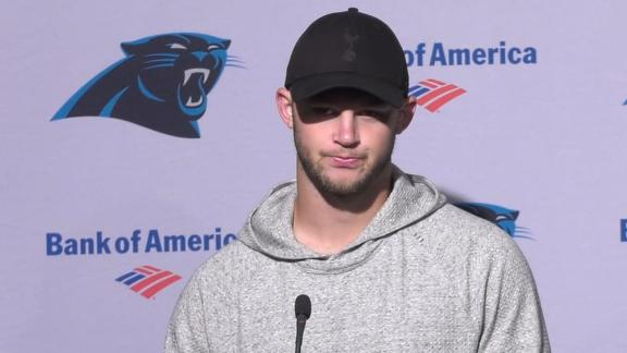 Allen: Panthers' struggles start with me
