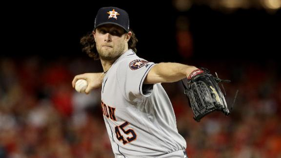 Cole throws a 7-inning gem in Game 5