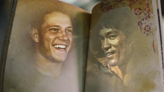 McCaffreys finds inspiration in Bruce Lee