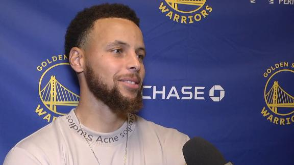 Steph Curry hoping fans can see through critics' 'darts'