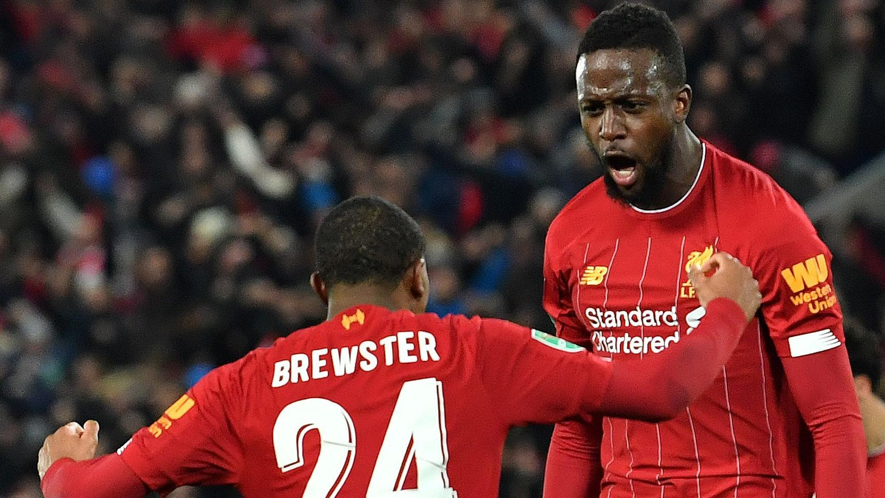 Origi's sublime turn and finish brings Liverpool level