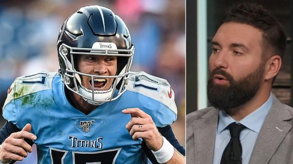 Ninkovich: 'Tannehill has put a spark in Tennessee's offense'