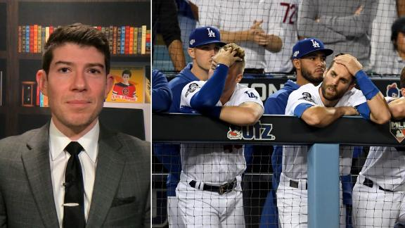 Will Dodgers spend for top-notch free agent this offseason?