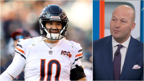 Hasselbeck: Trubisky has completely lost his confidence