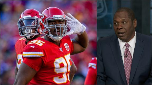 Jackson: Chiefs' defense needs to repeat this effort in playoffs