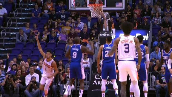Booker gets quirky bucket to fall