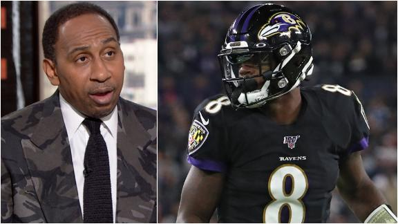 Stephen A.: Jackson's feet caused problems for the Patriots' D
