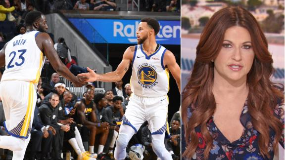Nichols not shocked by Warriors' slew of injuries