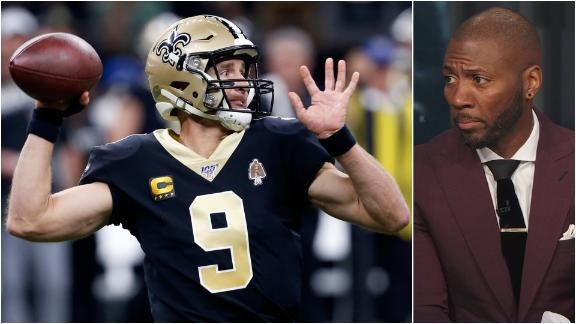 Clark, Hasselbeck tab Saints as top team in NFL right now