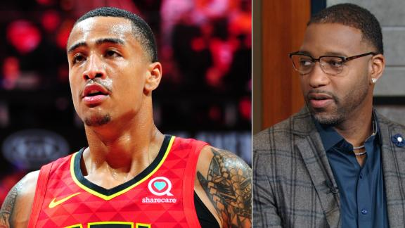 McGrady: I'm disappointed in Collins