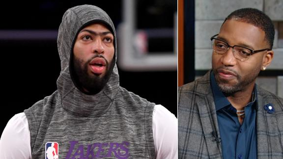 T-Mac: AD's not going anywhere