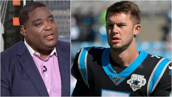 Woody: Defenses more scared of Kyle Allen than Cam Newton