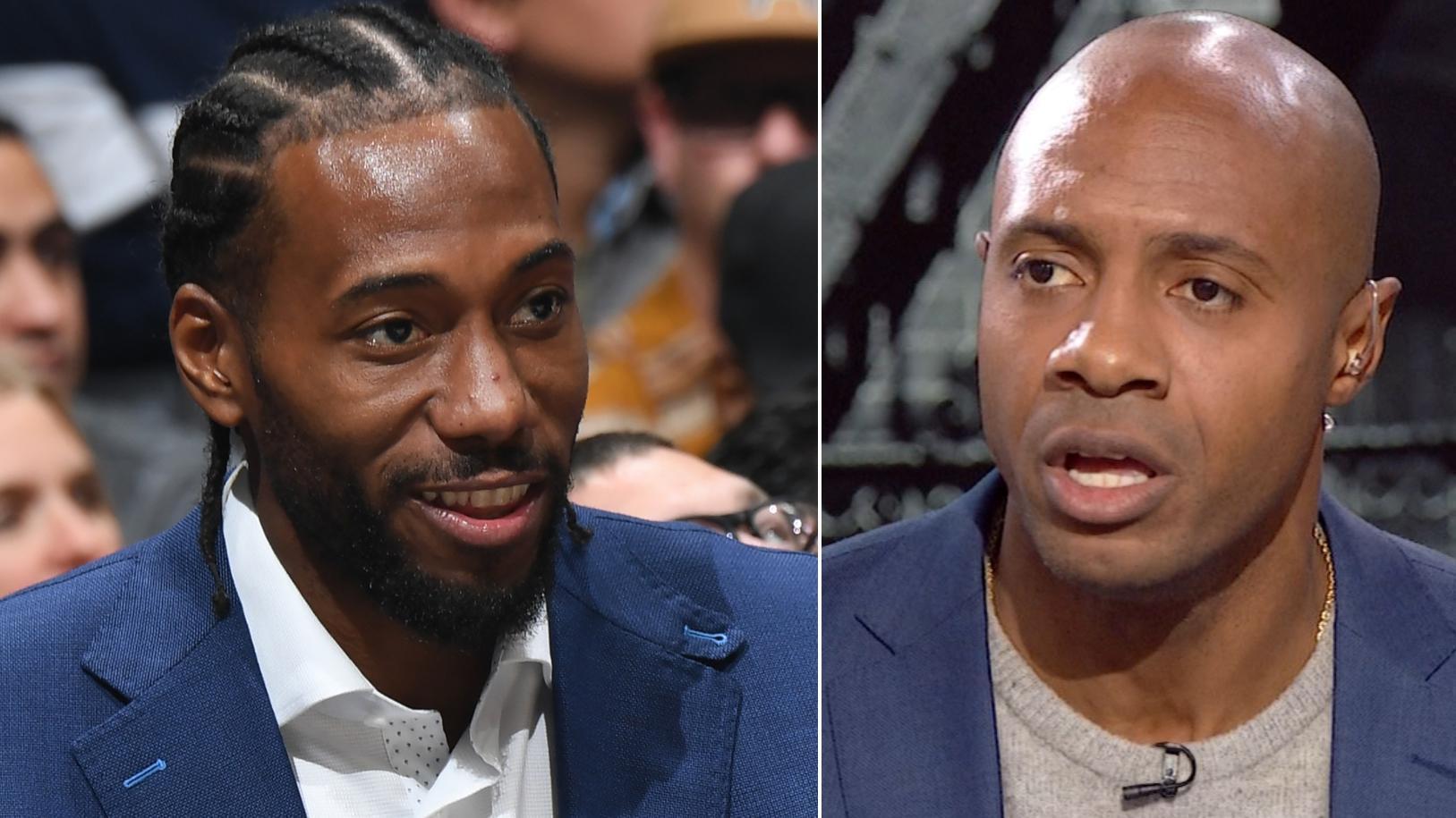 Williams: Load management is a Kawhi problem, not an NBA problem