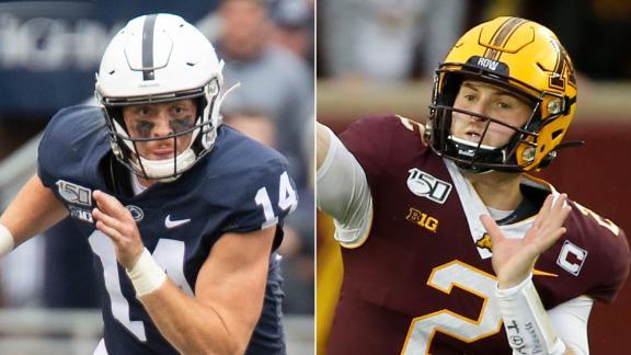 How can Minnesota upset Penn State?