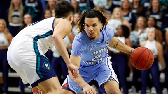 Anthony scores 20 in UNC's win