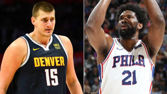 Would you rather have Embiid or Jokic on your team?