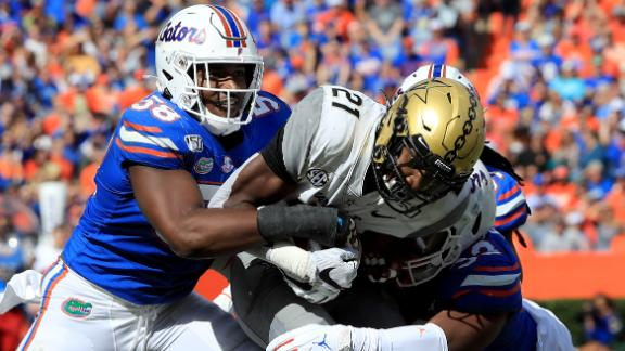 No. 10 Gators shut out Dores in The Swamp