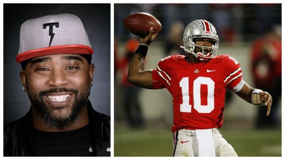 Troy Smith's interesting motivational tactics
