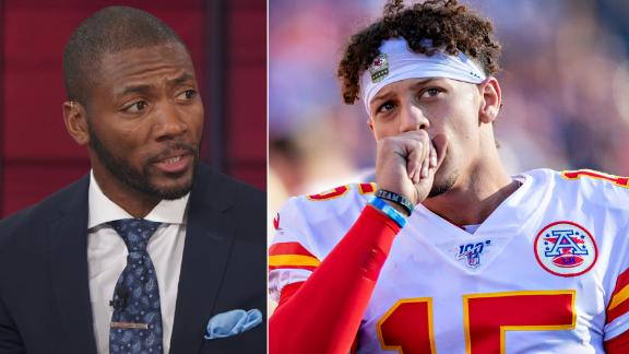 Clark: Chiefs' defense is failing Mahomes