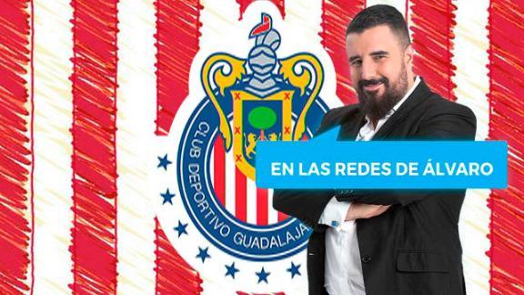 Álvaro Morales desea que Chivas haga el milagro de alacanzar la Liguilla
