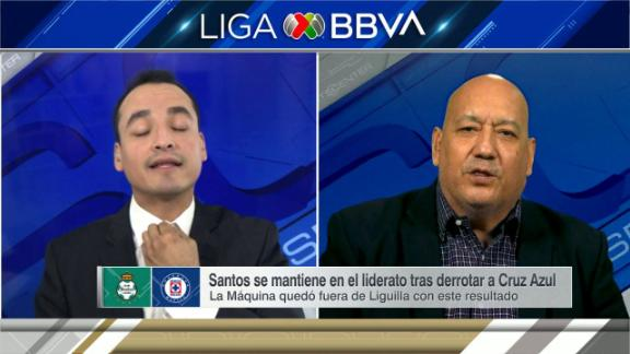 """""""Ramos acaba de descubrir que el problema de Cruz Azul es Billy Álvarez"""""""