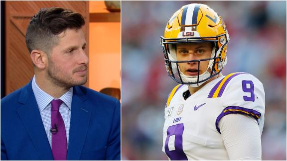Orlovsky: Burrow locked up a Top 5 draft pick in the NFL