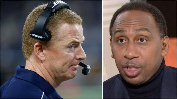 Stephen A. blames coaching for Cowboys' slow starts