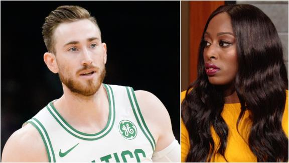 How does Hayward's injury change expectations for the Celtics?