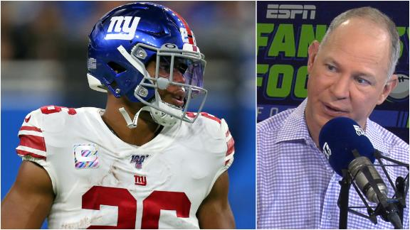 Berry: Saquon requires new expectations