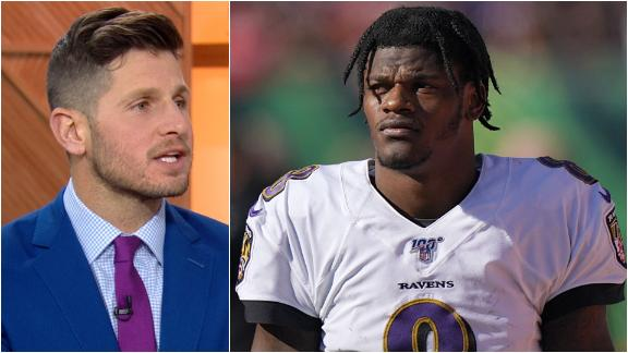Orlovsky: The Ravens' offense is 'indefensible'