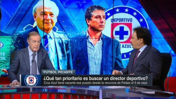 'La cabeza en Cruz Azul se tiene que mover'