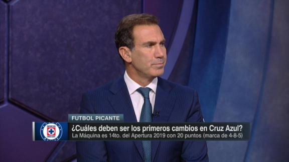 ¿Paco de Anda como Directo Deportivo de Cruz Azul?