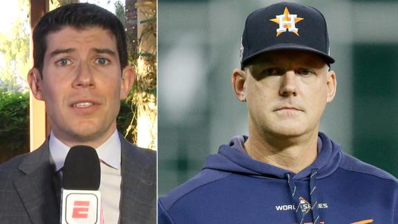 Passan on Astros allegations: Fallout could be huge for MLB