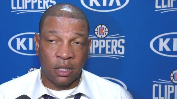 Doc Rivers approves son Austin calling for his ejection