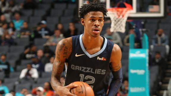 Morant plays hero for Grizzlies vs. Hornets