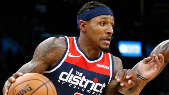 Beal drops 44 against the Celtics