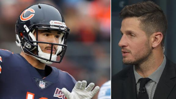 Orlovsky: Nagy has done nothing to build Trubisky's confidence