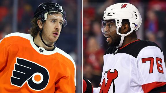 Hayes, Subban among struggling NHL players