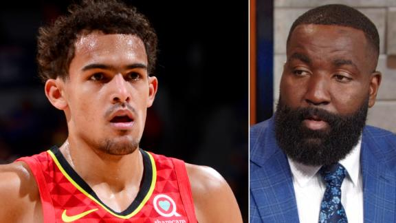 Is Trae Young better than Steph in year two?