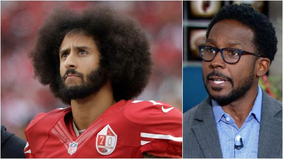 Howard: Kaepernick's private workout is an NFL PR stunt